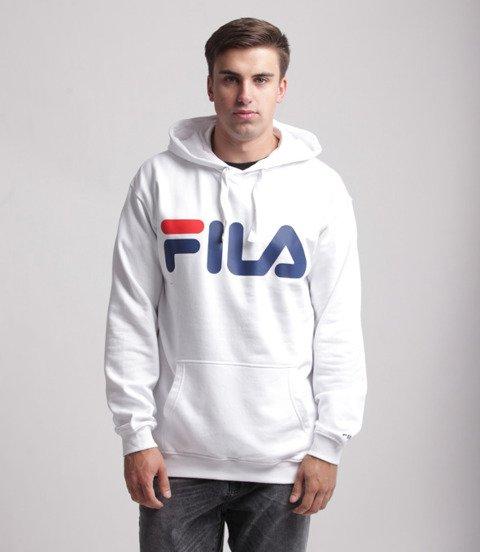 FILA Classic Logo Kangurka Biała